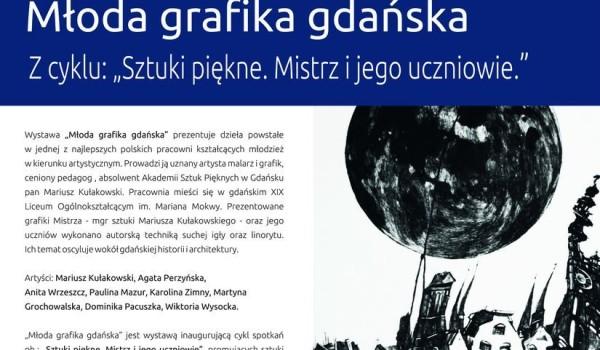 PLAKAT - młoda grafika gdańska