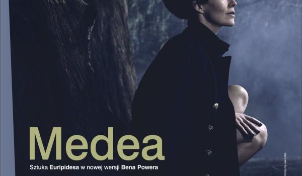 Medea z National Theatre Live z Helen McCrory w roli tytułowek po raz pierwszy w Multikinie_Plakat