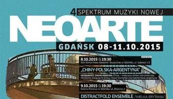 Plakat NeoArte 2015 — kopia